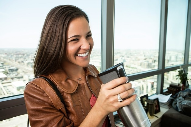 Contigo: West Loop Autoseal Travel Mug - Matte Black