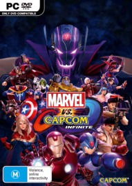 Marvel vs Capcom Infinite for PC Games