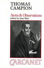 Ayres and Observations by Thomas Campion image