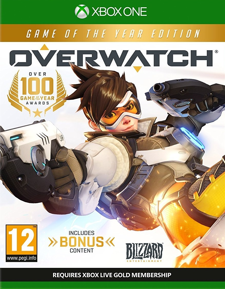 Overwatch Game of the Year Edition for Xbox One image