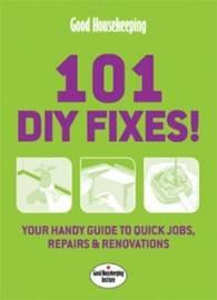 Good Housekeeping 101 DIY Fixes! by Good Housekeeping Institute image
