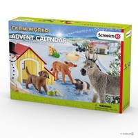 Schleich: 2017 Advent Calendar - Farm World