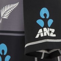 Canterbury BLACKCAPS Replica T20 Kids Shirt (Size 12)
