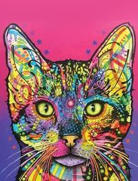 Dean Russo Shiva Cat Journal by Dean Russo
