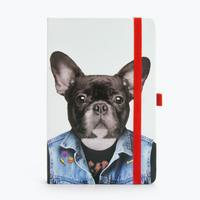 Mustard: Go Wild A5 Notebook - Dylan Dog