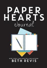 Paper Hearts Journal by Beth Revis image