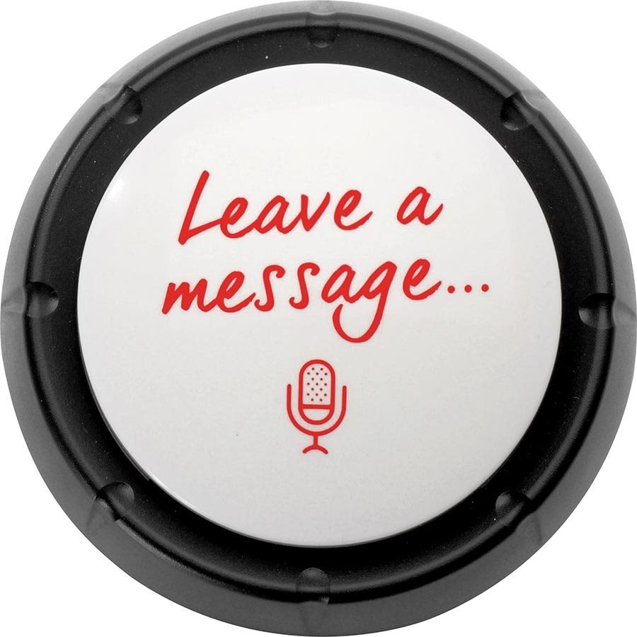 IS Gift: The Leave A Message Button image