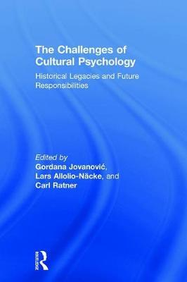 The Challenges of Cultural Psychology image