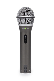 Samson: Q2U Recording and Podcasting Pack - USB/XLR Dynamic Microphone with Accessories for