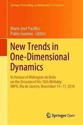 New Trends in One-Dimensional Dynamics image