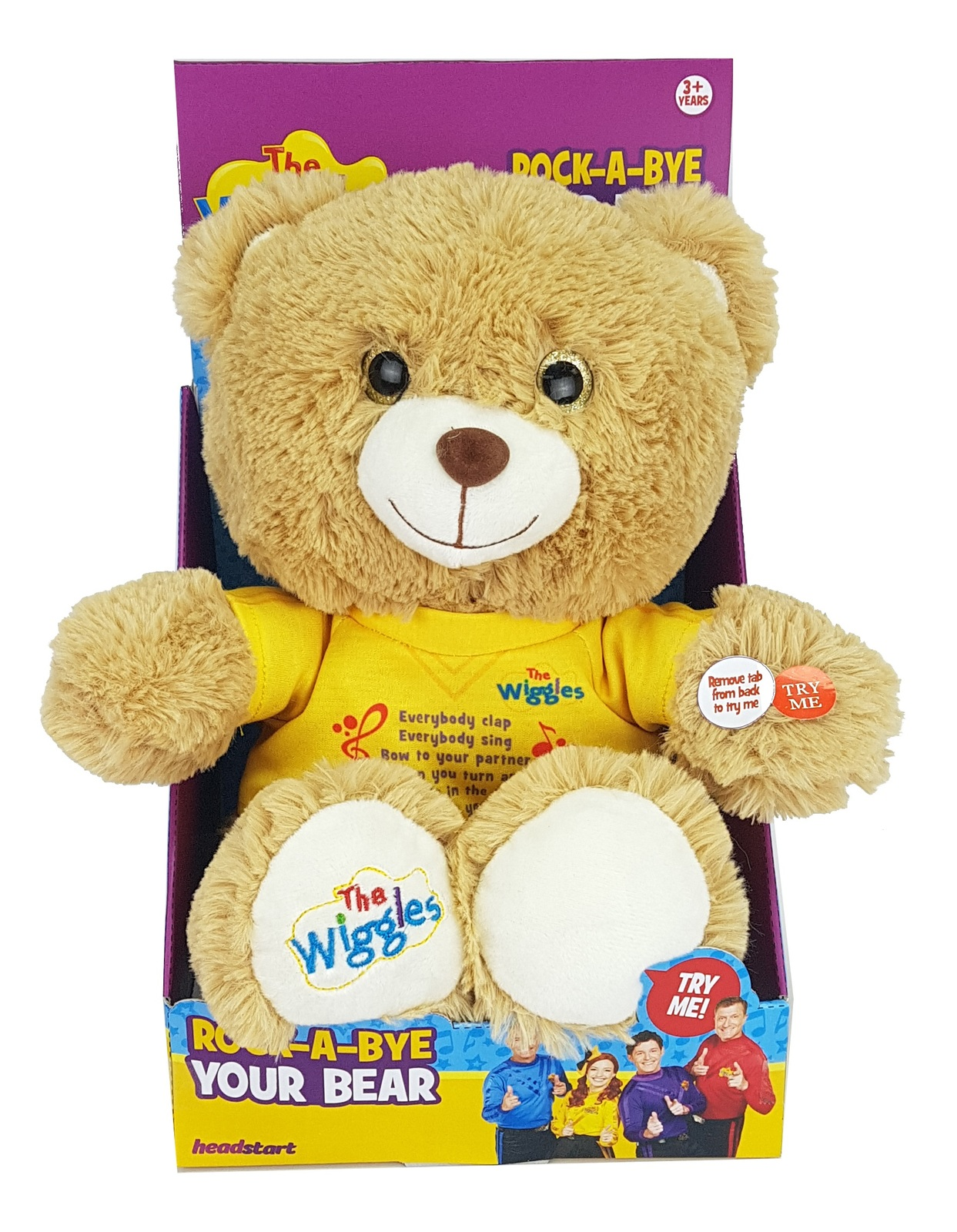 The Wiggles: Rock-A-Bye - Musical Bear image