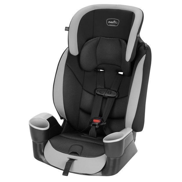 Evenflo Maestro Sport Harness Booster Car Seat - Granite