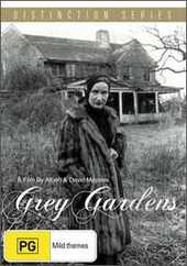 Grey Gardens (single disc) on DVD