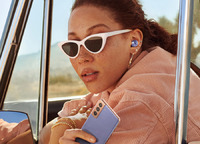 Samsung Galaxy Buds Pro Active Noise Cancellation Headphones - Phantom Violet