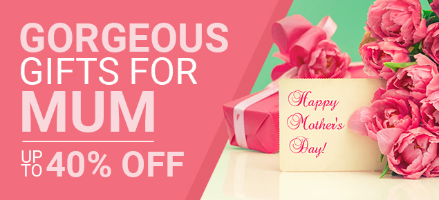 Gorgeous Gifts for Mum!