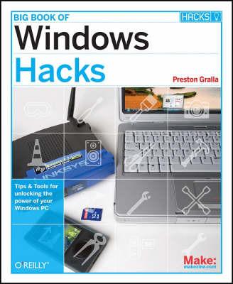Big Book of Windows Hacks by Preston Gralla image