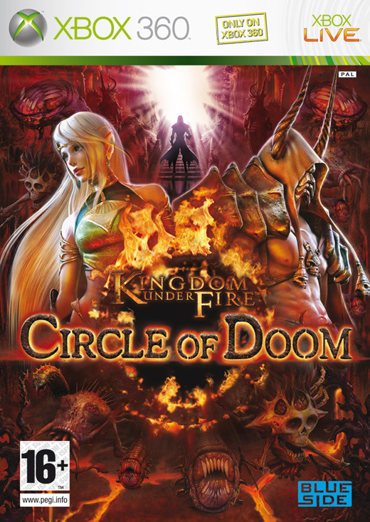 Kingdom Under Fire: Circle of Doom for Xbox 360 image