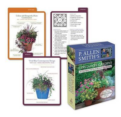 P. Allen Smith's Container Gardens Deck by P Allen Smith
