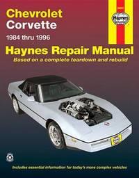 Chevrolet Corvette (84 - 96) by Mike Stubblefield