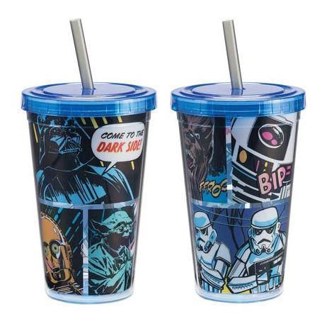 Star Wars - Comic Acrylic Travel Cup