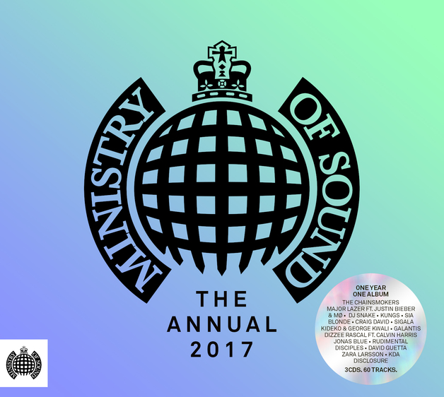 The Annual 2017 by Ministry Of Sound
