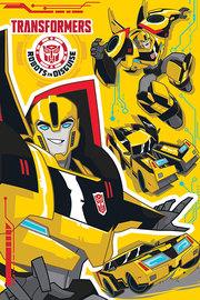 Transformers - Bumblebee Transforms Maxi Poster (604)
