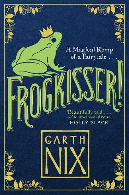 Frogkisser! by Garth Nix image