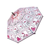 Hello Kitty: Vinyl Umbrella - (Comics)
