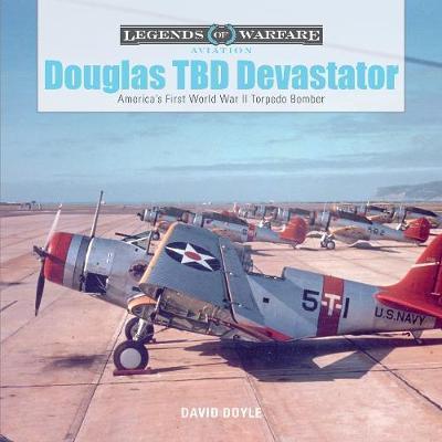 Douglas TBD Devastator by David Doyle