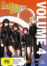 Solty Rei - Vol. 4 on DVD