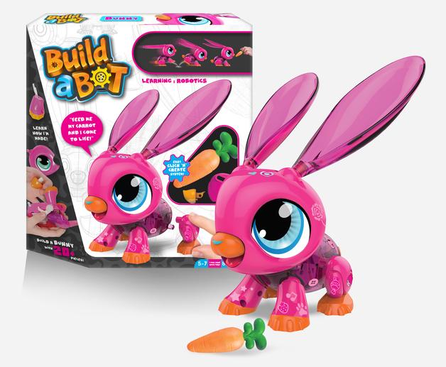 Build-a-Bot: Robotic Pet - Bunny