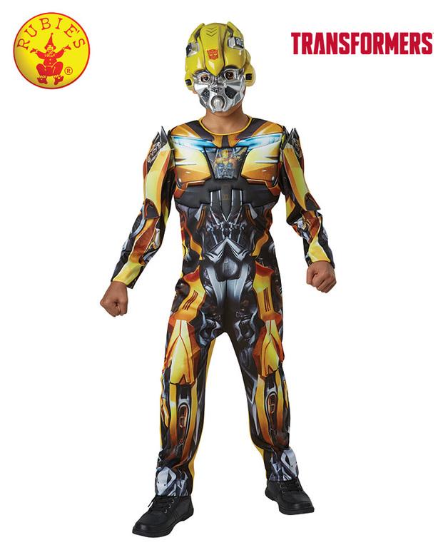 Bumblebee Deluxe Costume - Size 3-5
