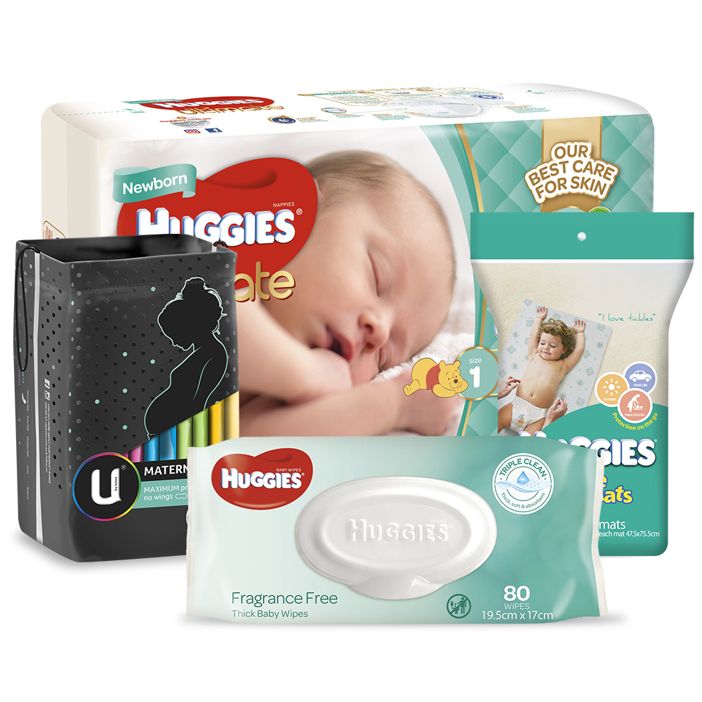 Huggies Newborn Bundle image