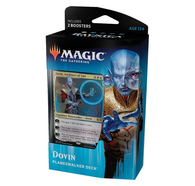 Magic The Gathering: Ravnica Allegiance Dovin Planeswalker Deck