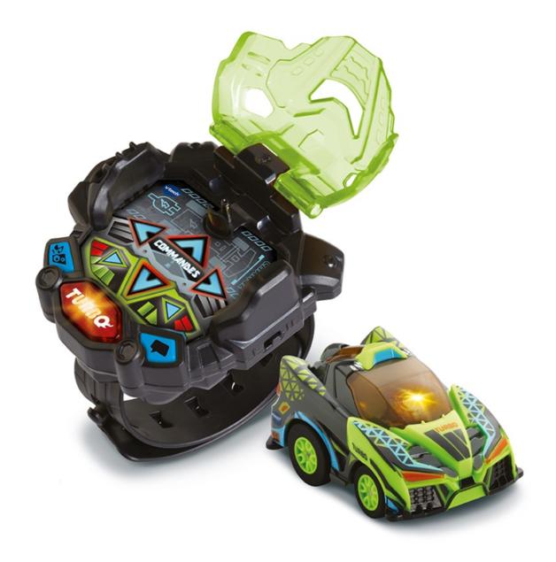 Vtech: Turbo Force Racer Watch - Green