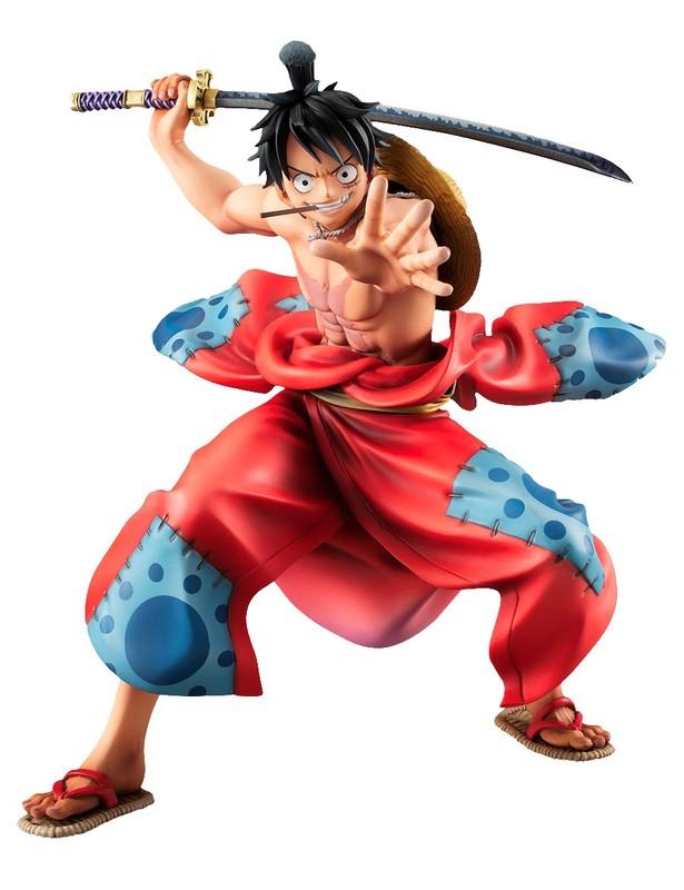 One Piece P.O.P: Luffy Taro - PVC Figure