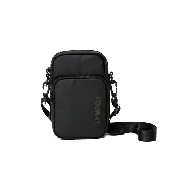 Vooray: Core Cross Body - Matte Black