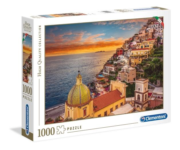 Clementoni: Italian Collection - Positran - 1000pc Puzzle