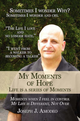 My Moments of Hope by Joseph J. Amodeo image