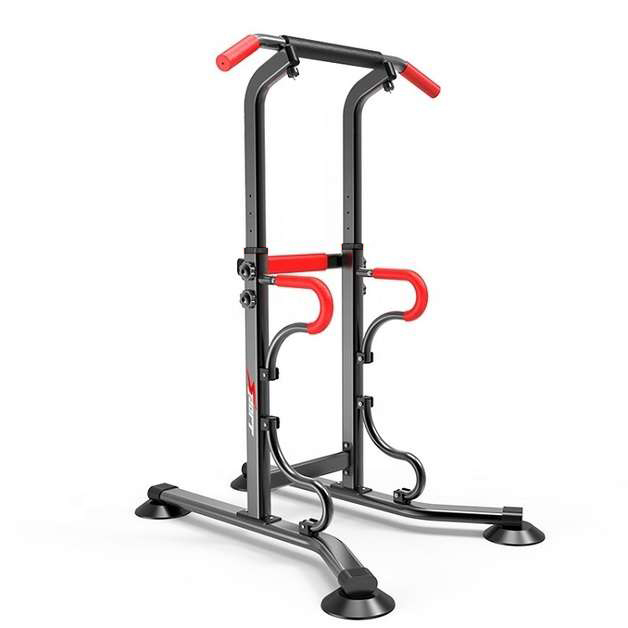 Ape Style Pull Up Power Tower Home Gym