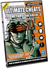 Ultimate Cheats Metal Gear Solid 2 for PlayStation 2