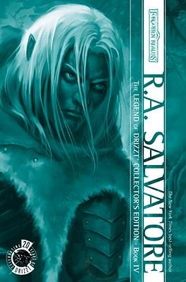 Forgotten Realms: The Legend of Drizzt Collector's Edition, Book IV by R.A. Salvatore image