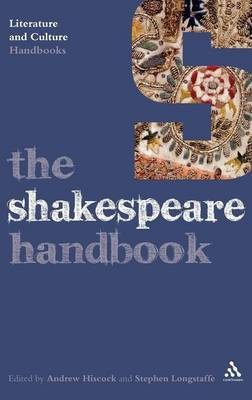 The Shakespeare Handbook image