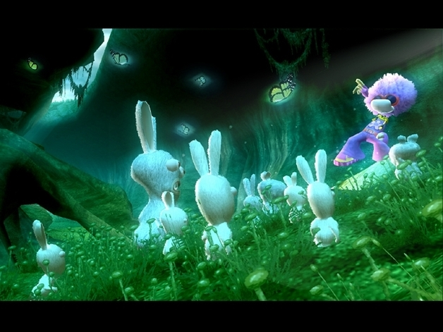 Rayman: Raving Rabbids for PS3