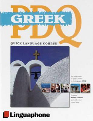 Greek by M. Buckby
