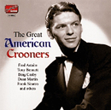 The Great American Crooners by Fred Astaire