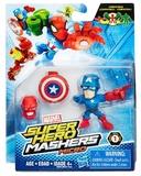 Marvel Super Hero Mashers Micro: Captain America Mini-Figure