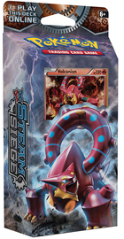 Pokemon TCG XY Steam Siege Theme Deck: Volcanion