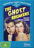 The Ghost Breakers [Universal Vault Collection] on DVD