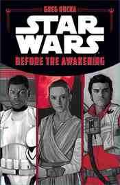 Star Wars: The Force Awakens: Character Anthology by Greg Rucka image